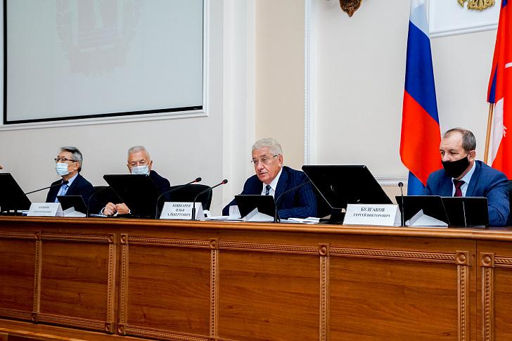 Профильный парламентский комитет поддержал поправки в бюджет текущего года