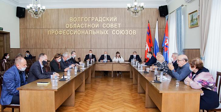 Александр Блошкин: «Региональная власть и профсоюзы работают на общий результат»