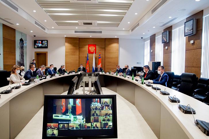 Александр Блошкин: «Южно-Российская Парламентская Ассоциация работает на благо жителей регионов»