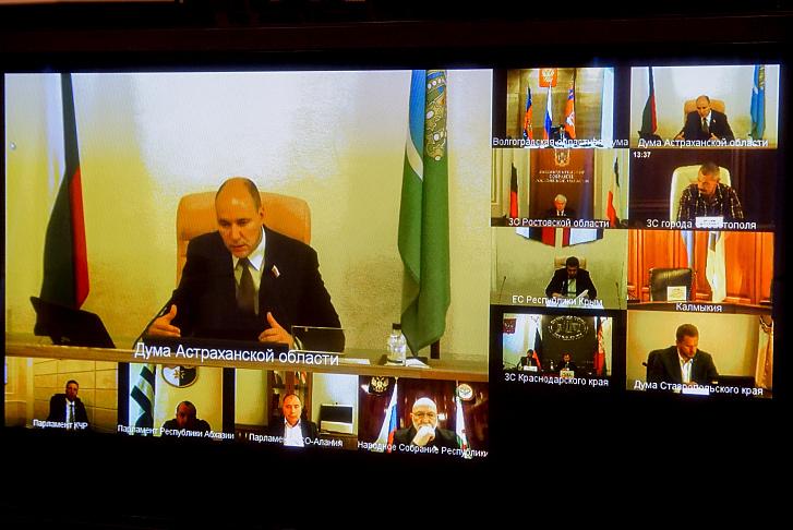 Межпарламентское взаимодействие помогает решать актуальные вопросы