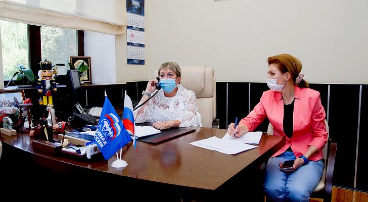 Наталья Семёнова: «Вопросы охраны здоровья всегда будут первоочередными»