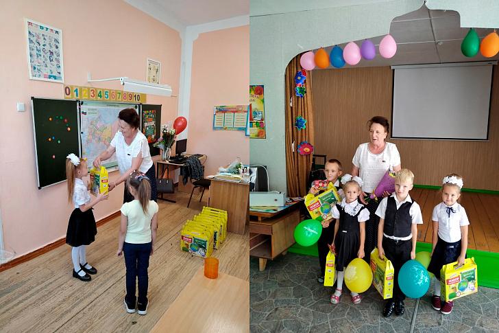 Тамара Головачева провела встречи в школах Фроловского района