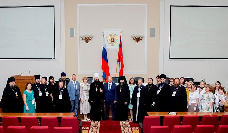 В регионе завершен межрегиональный этап Всероссийского конкурса «За нравственный подвиг учителя»