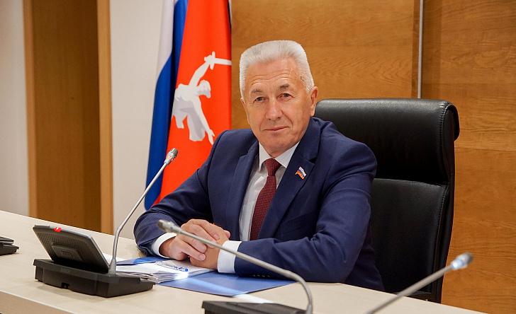 В Волгограде начала работу XXXIII Конференция Южно-Российской Парламентской Ассоциации