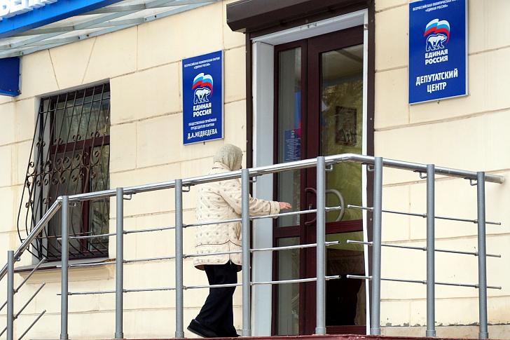 В Волгоградской области началась неделя приемов представителей старшего поколения