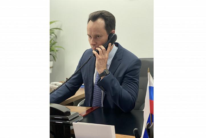 Владимир Шкарин: «Приемы – один из наиболее эффективных способов взаимодействия депутатов с избирателями»