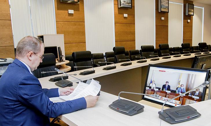 Волгоградская область и Ставропольский край укрепляют межпарламентское сотрудничество