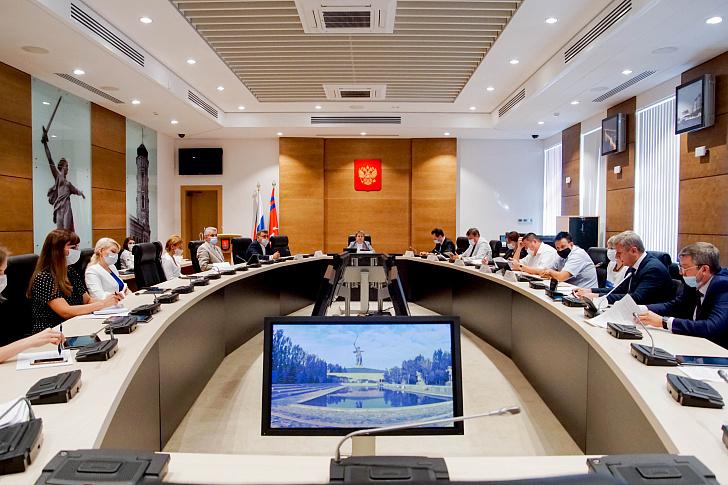 Волгоградские парламентарии готовят предложения для обсуждения на Конференции ЮРПА