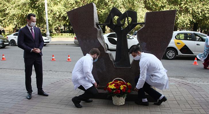 Волгоградскому медуниверситету исполнилось 85 лет